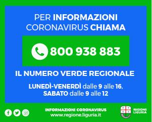 Informazioni Corona Virus